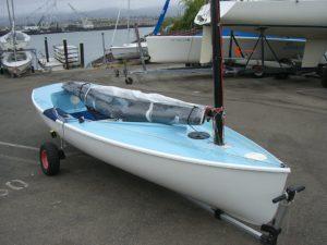 Holger Grygiel -USA 495- präsentiert sein neues Jibetech-Finn