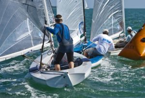 <b>US SAILING's Rolex Miami OCR - Finn 2009</b>