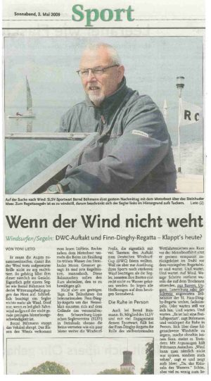 <b>Nesselblatt 2009 - Berichte der Leine-Zeitung</b>