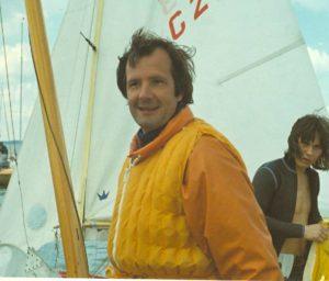 <b>Travemuender Woche 1972, 1973, 1974 - Dr. Egbert Vincke's Hattrick</b>