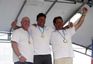 Finn World Masters 2011 day five - clean sweep for Michael Maier