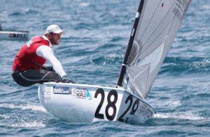 Perth 2011 - Tag 6 - Ainslie ausgerastet und disqualifiziert