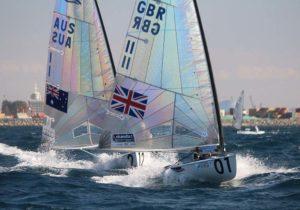 <b>Perth 2011 - Pressemeldungen + Fotos - Tag 1</b>
