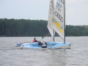 Finn Silver Cup, Moscow - three more races sets up exciting final day