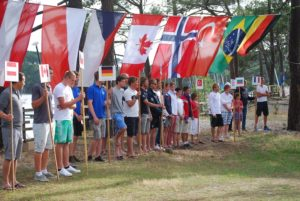 SILVER CUP  2012 - Finn Junior World Championship - Maubuisson - France