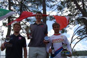 2012 Finn Silver Cup - Day 6
