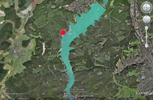Iserlohner Glasenuhr - Sorpesee -  25.-26.08.2012