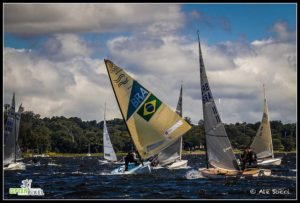 Beautiful Finn images from Brazilian Championship 2013