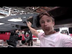 Artemis Racing 2013 - AC72 Update 8