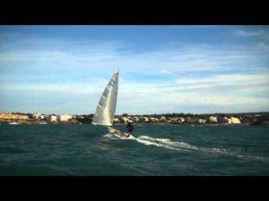 Postma 20kn downwind freestyle