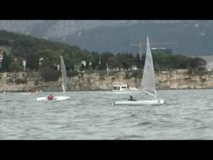 2010 Finn Europeans - Split - Highlights