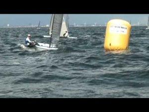 Finn-Goldcup - Race 6