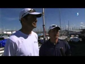 Finn World Masters Championchip 2013 - La Rochelle
