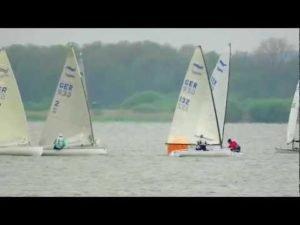 Video: Annäherung an die Luvtonne - Taktik - Wendetechnik - Bojenrundung
