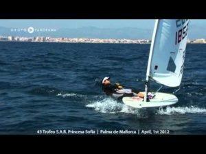 43. TROFEO S.A.R. PRINCESA SOFÍA MAPFRE  -  31.03./07.04. 2012 - Tag 1