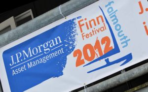 Falmouth welcomes the world Finn elite to JP Morgan Asset Management Finn Gold Cup