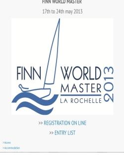 <b>Finn Masters: Neuer Melderekord - 300 Meldungen</b>
