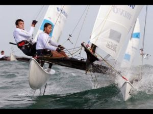 Sailing World Cup Hyeres 2013, April 20-27 2013
