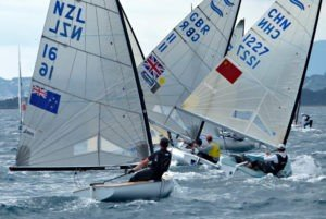 Regatta Hyeres 2013 - Consistent Zbogar takes lead on day two in Hyeres