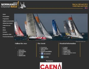 Normandy Channel Race 2013 -  Riechers gewinnt