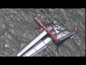 AC 72 - Olympiasieger Andrew Simpson 2013 bei Artemis-Kenterung tödlich verunglückt.