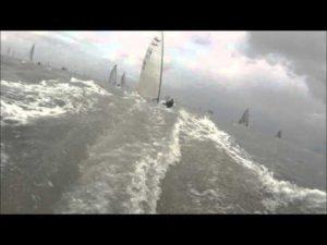 Finn Masters - La Rochelle - 23.5.2013 - 4. Tag