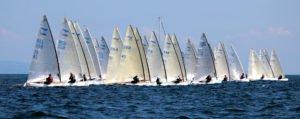 Finn Masters - La Rochelle -  17.-24.May 2013