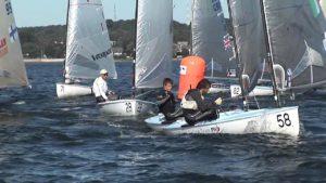 <b>Video alert: Finn Gold Cup day 1 video summary</b>