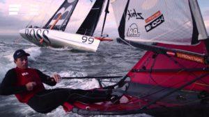 <b>Sailing Speed Challenge - Wer ist schneller ?</b>