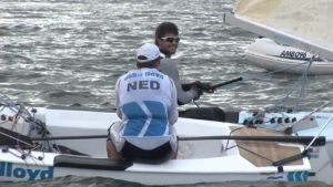 <b>Finn Regatta 2013 - Finn Gold Cup medal race highlights</b>