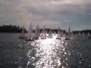 Finn - 50. Eispokal 2013 - Tegeler See