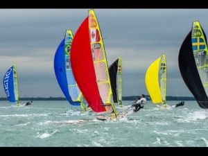 ISAF Sailing World Cup Miami - 2014  - Day 4 Highlights