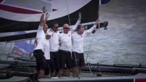 Ainslie 9 mal Letzter (29 Wettfahrten) - Extreme Sailing Series