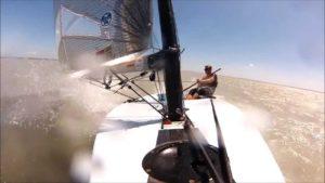 Finn Sailing / HUN-728 / Elemer Haidekker