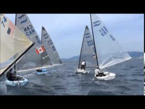 Finn Class Rule 42 Clinic in Palma