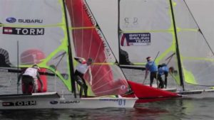 <b>Delta Lloyd Regatta 2014 - Day 2 - 21.5. 2014</b>