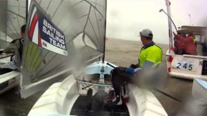 European Finn - La Rochelle 2014 - 2./10 May 2014