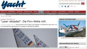 YACHT - Die Finn-Welle rollt