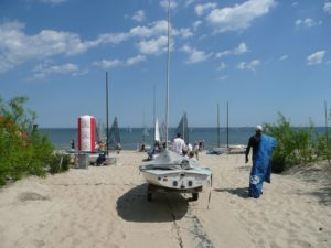 Finn World Masters 2014 - Sopot - Poland -PreRace days