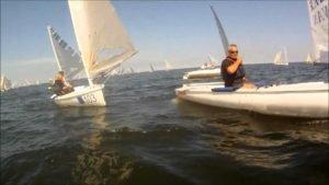 Finn World Masters 2014 - Sopot - 235 Finn sailors having fun