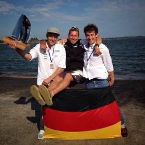 <b>49-er - Erik Heil / Thomas Plößel - Europameister 2014</b>