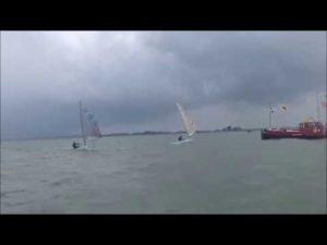 Finn Silver Cup 2014 - Hoorn - Day 1 - 6