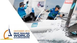 <b>2014 ISAF Sailing World Championships - Santander - Tuesday - 16. Sept. 2014</b>