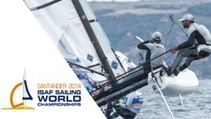 2014 ISAF Worlds - Finn - 49er - 49erFX and Nacra 17 Medal Races