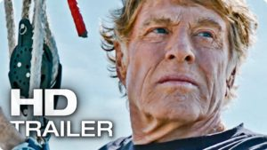 ALL IS LOST Offizieller Trailer Deutsch German | 2014 Robert Redford