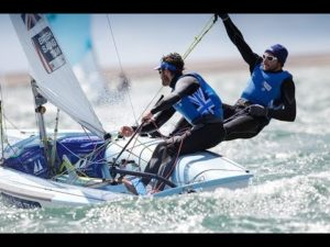 Counting Stars - The British Sailing Team countdown to Rio 2016...