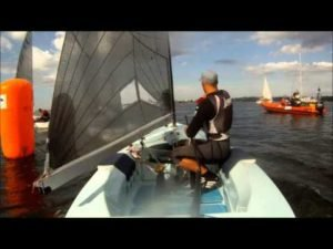 Finn Gold Cup 2013 - Tallinn - alle Segel-Videos