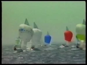 Retrospektive - Flying Dutchman - Cadiz - 1992 Worlds