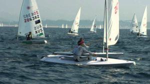 ISAF Sailing World Championship - Santander  -  8.- 21. Sept. 2014