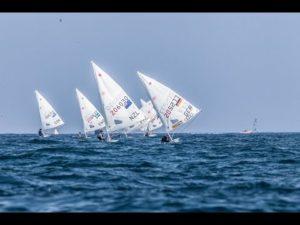 ISAF Sailing World Championships  - Santander - Tag 2